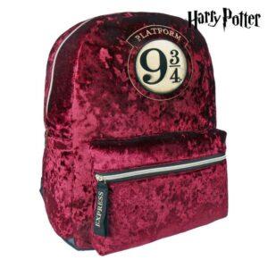 Mochila Casual Harry Potter 72774 Castanho-avermelhado