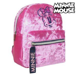 Mochila Casual Minnie Mouse 72776 Cor de rosa