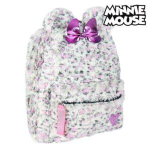 Mochila Casual Minnie Mouse 72780 Cor de rosa