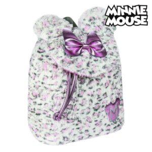 Mochila Casual Minnie Mouse 72781 Cor de rosa