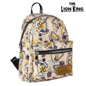 Mochila Casual The Lion King 72816 Bege