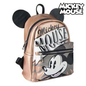 Mochila Casual Mickey Mouse 72817 Dourado