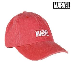 Boné Baseball Marvel 75332 Vermelho (58 Cm)