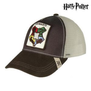 Boné Baseball Harry Potter 75334 Castanho (59 Cm)