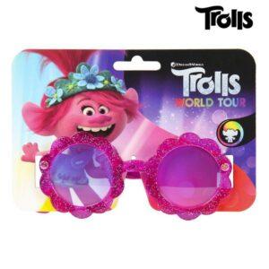 Óculos de Sol Infantis Trolls Fúcsia