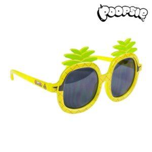 Óculos de Sol Infantis Poopsie Amarelo
