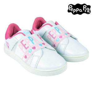 Sapatilhas de Desporto Infantis Peppa Pig Branco 28