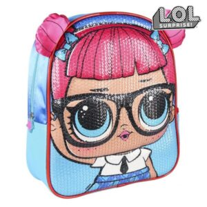 Mochila Infantil 3D LOL Surprise!