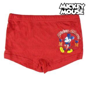 Pack de cuecas Mickey Mouse Multicolor (2 Uds) 6 anos