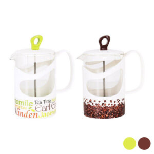 Chaleira Tea Time Cristal 1000 ml
