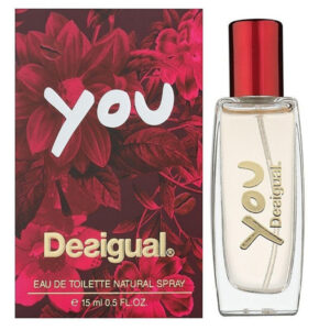 Perfume Mulher You Desigual EDT (15 ml)