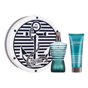 Conjunto de Perfume Homem Le Male Jean Paul Gaultier (2 pcs)