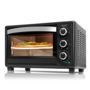 Forno de convecção Cecotec Bake'n Toast Pizza 1500W Preto