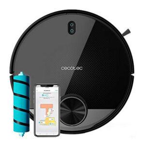 Robot Aspirador Cecotec Conga 3390 2300 Pa 3200 mAh WiFi Preto