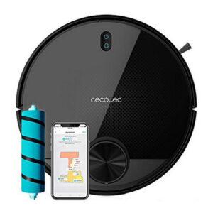Robot Aspirador Cecotec Conga 3590 2300 Pa 3200 mAh WiFi Preto