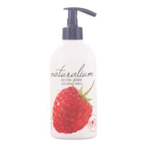 Loção Corporal Raspberry Naturalium (370 ml)