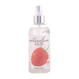 Spray Corporal Raspberry Naturalium (200 ml)