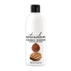 Gel de duche Shea & Macadamia Naturalium (500 ml)