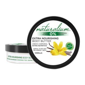 Creme Corporal Hidratante Vainilla Naturalium (200 ml)