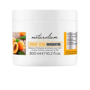 Máscara Esfoliante Apricot Naturalium (300 ml)