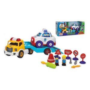 Camião Porta-veículos Multicolor