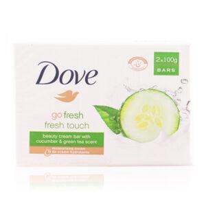 Sabonete de Mãos Go Fresh Dove (2 pcs)