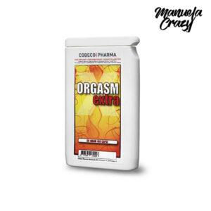 Cápsulas Orgasm Extra Flatpack Manuela Crazy E22645