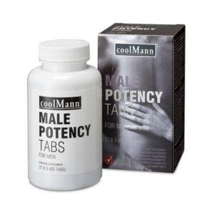 Cápsulas Potency Direct para Homem coolMann 9904