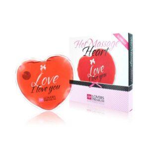 Coração de Massagem Hot XL Love LoversPremium E22030