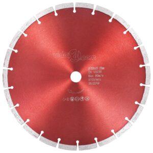Disco de corte de diamante aço 300 mm - PORTES GRÁTIS