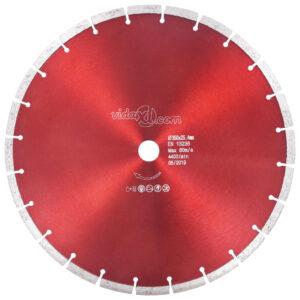 Disco de corte de diamante aço 350 mm - PORTES GRÁTIS