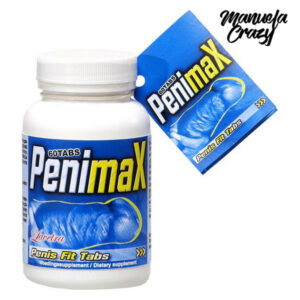Cápuslas Estimulantes Pénis PenimaX Manuela Crazy 226