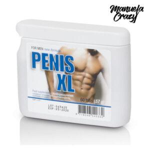 Cápsulas Penis XL Manuela Crazy E22644