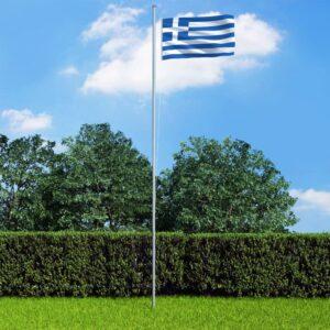 Bandeira da Grécia 90x150 cm - PORTES GRÁTIS