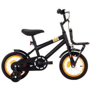 Bicicleta criança c plataforma frontal roda 12