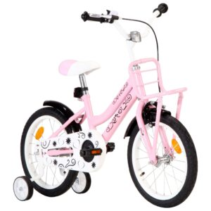 Bicicleta criança c/ plataforma frontal roda 16