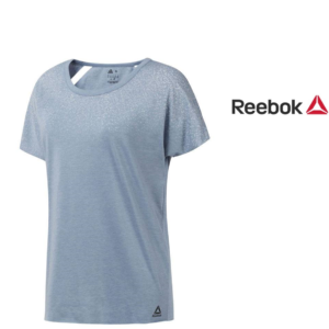 Reebok® T-shirt Distressed