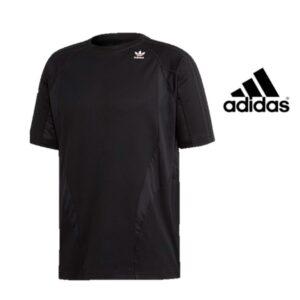Adidas® T-Shirt Preta Dobby