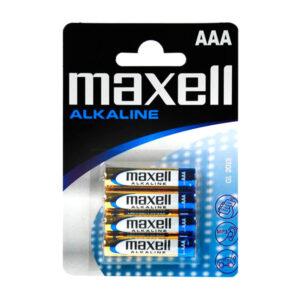 Pilhas Alcalinas Maxell LR03-MN2400 AAA 1,5 V