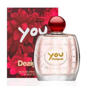 Perfume Mulher You Woman Desigual EDT 50 ml