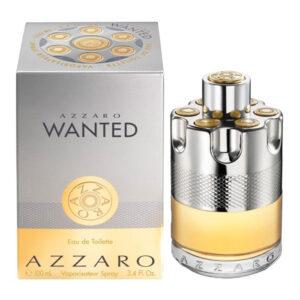 Men's Perfume Wanted Homme Azzaro EDT 100 ml
