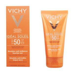 Protetor Solar Facial Ideal Soleil Vichy Spf 50 (50 ml)
