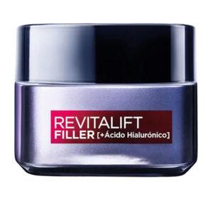 Máscara Antirrugas Revitalift Filler L'Oreal Make Up (50 ml)