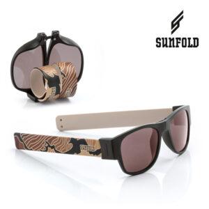 Óculos de sol enroláveis Sunfold TR6