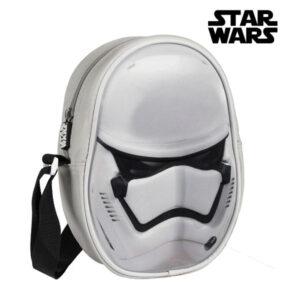 Mochila Pequena 3D Storm Trooper (Star Wars)