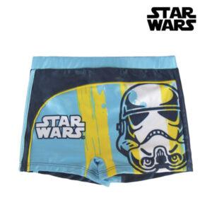 Calções de Banho Boxer para Meninos Star Wars 8 anos