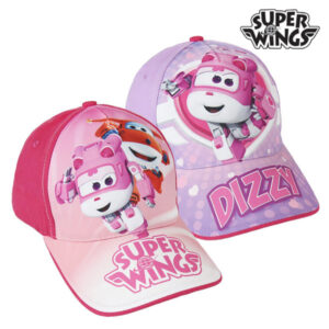 Boné Infantil Fashion Super Wings Roxo