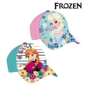 Boné Infantil Frozen (53 cm) Verde