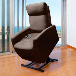 Poltrona de Repouso com Elevação e Massagem Cecotec Compact 6008 - PORTES GRÁTIS
