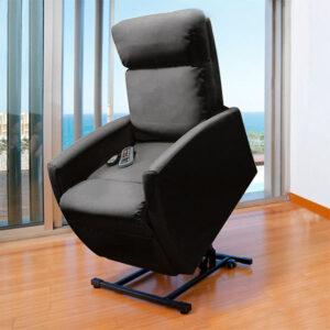 Poltrona de Repouso com Elevação e Massagem Cecotec Compact 6009 - PORTES GRÁTIS